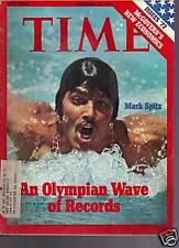 Time Magazine Mark Spitz September 11, 1972