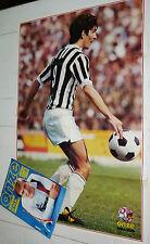 FOOTBALL ONZE 83 1982 ROSSI GIRESSE SIX ROUSSEY SOLER ASSE PSG BORDEAUX N'KONO