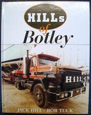 HILLS OF BOTLEY JACK HILL BOB TUCK BOOK