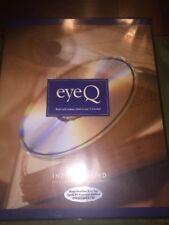 Eye Q EyeQ Infinite Mind Speed Reading Brain Enhancement system Pc Software Dvd