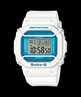 BGD-501FS-7D White Casio Baby-G Ladies Watches Digital Resin Band New