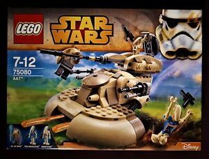 Lego Star Wars 75080 AAT Rare Discontinued NEW and Sealed