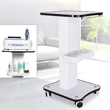 360° Rolling Trolley Cart Beauty Salon SPA Storage Equipment Machine Organizer