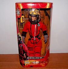 "Doctor Who 10th Dr & Spacesuit antorcha Grande 12"" Acción Figura Muñeca David Tennant"