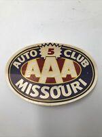 Vintage Auto 5 Club AAA Missouri Decal