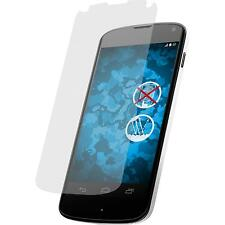 2 x Google Nexus 4 Pellicola Protettiva Antiriflesso