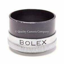 Bolex Lens Hood & Filter HolderSeries IV - 8MM CINE FLARE PROTECTION EXCELLENT