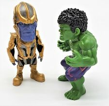 Thanos vs the Incredible Hulk