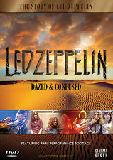 LED ZEPPELIN New Sealed 2017 PERFORMANCES, BIOGRAPHY & MORE DVD