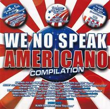 WE NO SPEAK AMERICANO = Lucenzo/Yolanda/Fasano/Sinclar...= CD = groovesDELUXE!