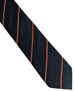 Royal Navy tie military regimental club tie