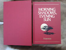 Morning Shadows Evening Sun by Brad Fitzpatrick Limited Edition Safari Press