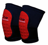 EVO Knee Support Brace Pads Gym MMA Wrestling Guard Wraps Martial Arts Football