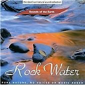 Sounds of the Earth: Rock Water, Sounds of the Earth, Very Good Import