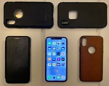 iPhone X - 256GB - Space Gray - UNLOCKED + Extras (A1901) *FREE SHIPPING*