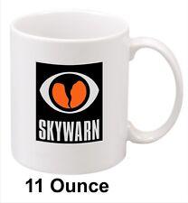 SKYWARN Severe Weather Spotter Mug. 11oz. Nice gift for Storm Spotters!