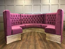 More details for bespoke commercial seating for pub/bar/restaurant/club/barber shop £100 per foot