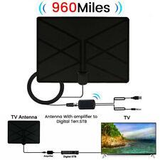 960 Mile Range Antena interior TV Digital HD 4K HDTV 1080P Amplificador de señal
