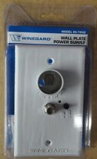 RV Winegard Wall Plate Power Supply Receptacle, 12 volt