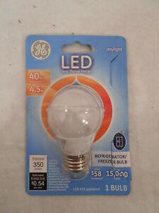 GE 4.5W APPLIANCE REFRIGERATOR LED Bulb,No 83645,  GE Lighting (139)