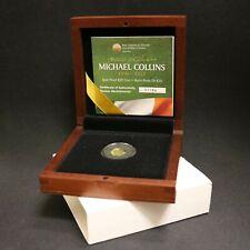 Ireland 2012 Gold 20 Euro Irish Michael Collins proof with Box & certificate
