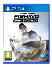 Fishing SIM World Ps4 Game Factory