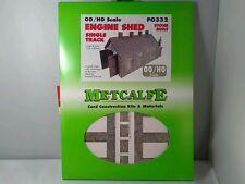 Metcalfe OO/HO Gauge Engine Shed  PO 332