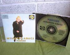 MUAZZEZ ABACI Vurgun CD classical Turkish singer Ottoman 1990 pop