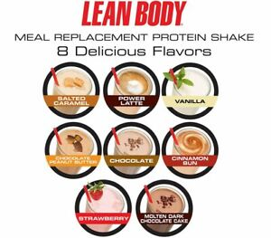 Labrada LEAN BODY Protein Meal Replacement 2.47 lb BUILD MUSCLE, BURN FAT