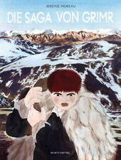 Die Saga von Grimr - Avant - NEUWARE - Island Saga Comic
