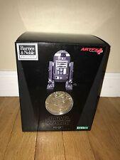 KOTOBUKIYA Star Wars Barnes & Noble R2-Q2 ARTFX+ STATUE NIB