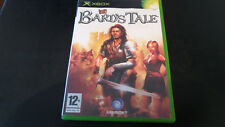 XBOX GAME. THE BARDS TALE. TESTED