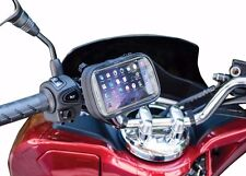 Pulse Impermeabile Barra MONTATA BICI BICICLETTA iPhone 6 & 7 Ipod telefono titolare & COVER