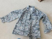 USAF ABU WOMAN'S UTILITY TOP COAT SIZE 4S