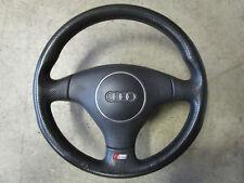 S-line original volante de cuero volante deportivo Audi a3 8p volante airbag 8p0419091bd