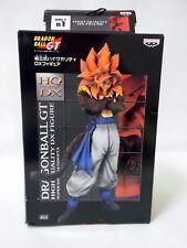 Dragon Ball GT HQDX High Quality DX Figure S.SAIYAN 4 GOGETA Banpresto NEW