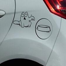 Auto Car/Bumper/Window Vinyl Funny Cat Decal Sticker Decals DIY Decor New
