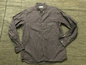 Uniqlo Undercover Mens Large Pocket Button Down Shirt