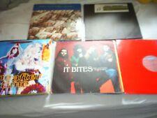 "Job Lot  20   x  12"" vinyl singles in sleeves  (see list in desc)  last few left"