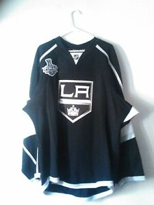 LOS ANGELES KINGS Player Worn Jersey size 58 NWT & Certificate of Authenticity