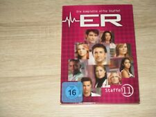 E.R. - Emergency Room - Staffel 11 (2008) Serie 3 DVD Box