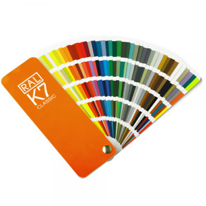 RAL K7 Farbfächer Farbkarte