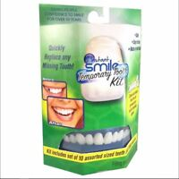 Instant Smile Temporary Tooth Kit Temp Repair Replace Missing DIY Safe & Easy