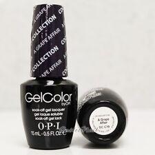 OPI GelColor Coca Cola Collection GC C19 A GRAPE AFFAIR 15mL UV Gel Nail Polish