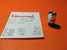 KENWOOD K23-0303-03 SOUND INJECT MIC MIX KNOB KR-8010 ELEVEN G KR-9000G