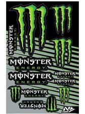 N-Style - N30-1045 - Universal Sticker Kit, Monster Energy Style 1