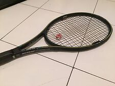DUNLOP Max Power Plus Made in England Rare Vintage Tennis Racquet Racket McEnroe