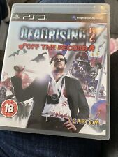 Dead Rising 2: Off The Record - Playstation 3 Complete With Manual