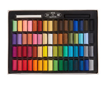 64 Color Chalk Pastels Soft Pastel Set Art Supplies Painting Non Toxic Art Suppl