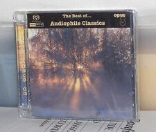 OPUS 3 SACD 22080: The Best Of...Audiophile Classics - 2008 Germany Near MINT